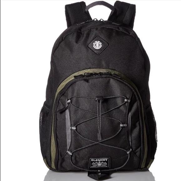546db4cf91a6 Element Hilltop Mens Hilltop Backpack Black